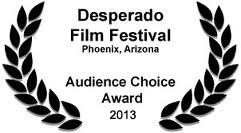The Commitment Wins Audience Award for Best Short Film at Desperado LGBT Film Festival