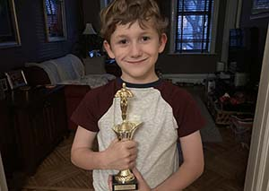 The Butler and the Ball Wins Best Narrative at International KidsNFilm Festival