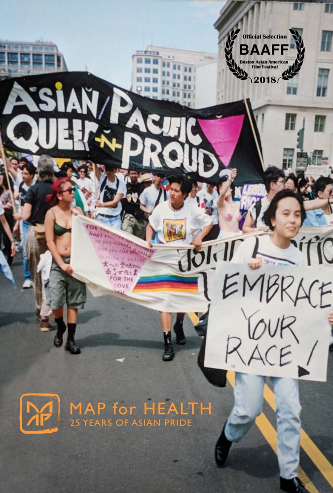 MAP for Health: 25 Years of Asian Pride