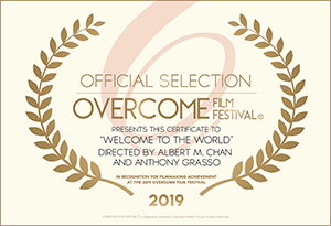 Welcome to the World Screens at Film Festival with Themes of Survival and Triumph Over Adversity