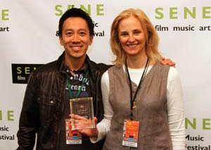 The Commitment Wins Jury Award for Best LGBT Film at SENE Film, Music & Arts Festival
